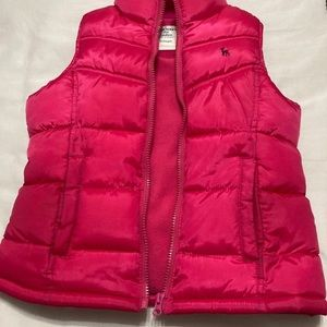 Old Navy l Pink Bomber Adults S, Youth M